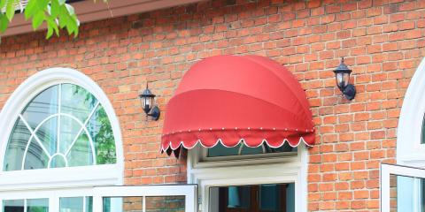 3 Types of Awning Materials to Consider, Lexington-Fayette, Kentucky