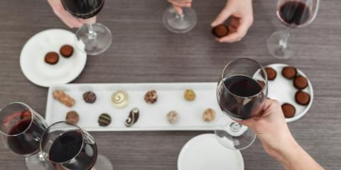 Wine Shop Explains 4 Ways to Pair Wine With Chocolate , Orange, Connecticut