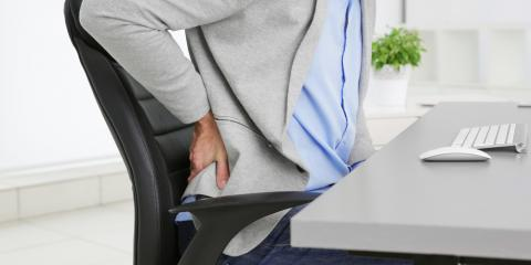 4 Easy Exercises to Relieve Neck, Back & Spinal Pain at Work, St. Peters, Missouri