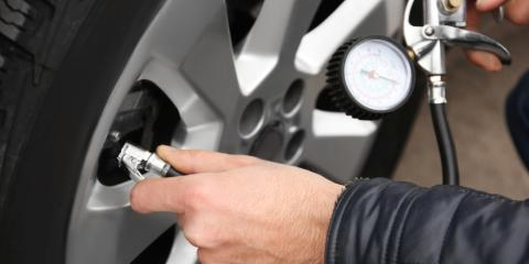 Auto Diagnostic Team Explains Why You Should Check Your Tire Pressure, Lincoln, Nebraska