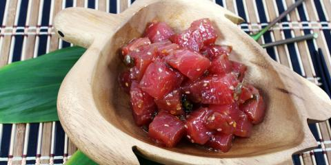 The History of Hawaiian Poke, Honolulu, Hawaii