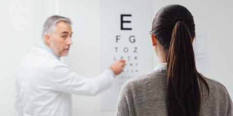Why You Should Schedule an Eye Exam Before the End of the Year, High Point, North Carolina
