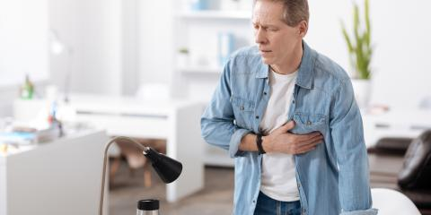 3 Common Risk Factors for Heart Attacks, Mill City, Oregon