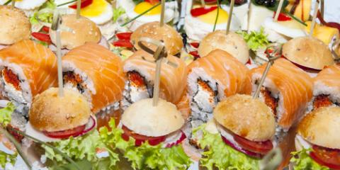4 Party Trays You Can Get From a Caterer, Elyria, Ohio