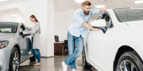 Terminology You'll Hear When Buying a Ford, High Point, North Carolina