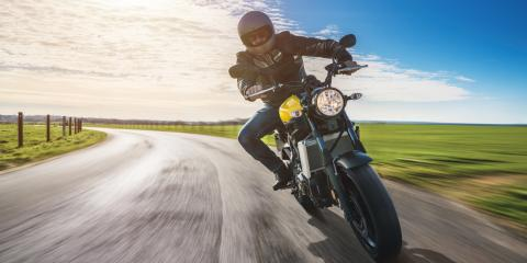 5 Factors That Affect Motorcycle Insurance, High Point, North Carolina