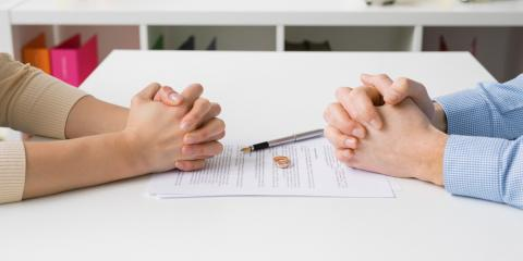 What Does It Mean for a Divorce to Be Contested or Uncontested?, Northeast Cobb, Georgia