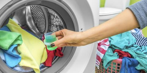 Washing Machine Not Cleaning Properly? Elyria's Appliance Repair Experts Offer Tips, Elyria, Ohio