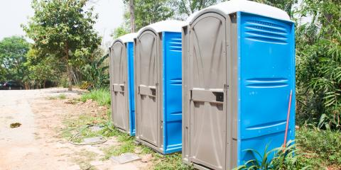3 Tips for Proper Porta Potty Placement, Wellston, Ohio