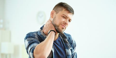 4 Stretches & Lifestyle Changes to Ease Neck Pain, Cornelia, Georgia