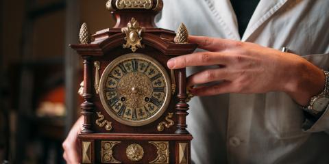How Clock Restoration Differs From Repair, Mason, Ohio