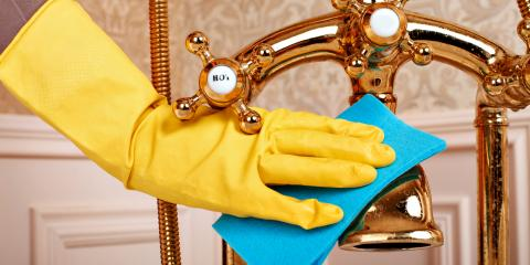 How to Clean Brass Faucets, Kalispell, Montana