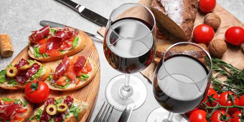 What Wines Pair Well With Delicious Italian Food?, Hempstead, New York