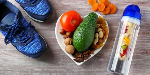 Dietitians & Weight Management Experts List 5 Heart-Healthy Foods, 1, Virginia