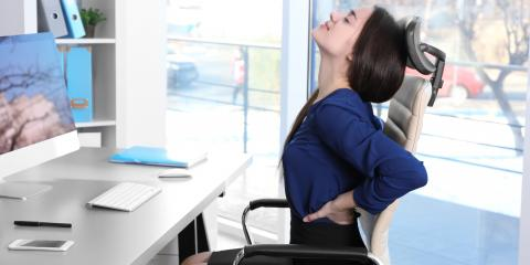How Your Posture Affects Spinal Health, Archdale, North Carolina