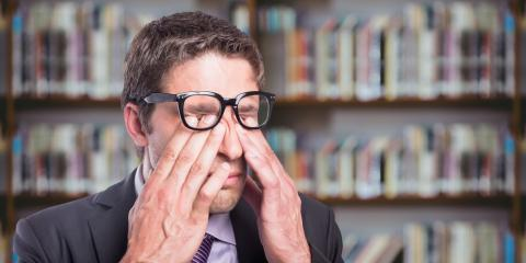 5 Reasons Your Optometrist Wants You to Stop Rubbing Your Eyes, Perinton, New York