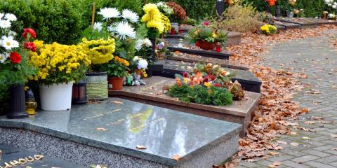 Your Guide to Long-Lasting Flowers for Graves, Russellville, Arkansas