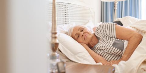 How Age Affects Sleep, Kenai, Alaska