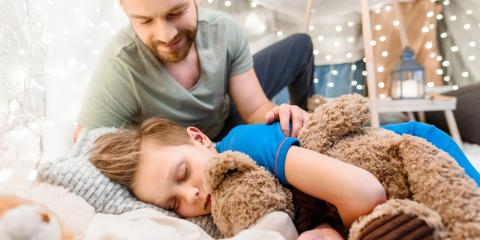 How to Help Your Child Sleep Well at Night, Delray Beach, Florida