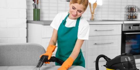 The Top 3 Reasons to Schedule Professional Upholstery Cleaning, Cameron, Wisconsin