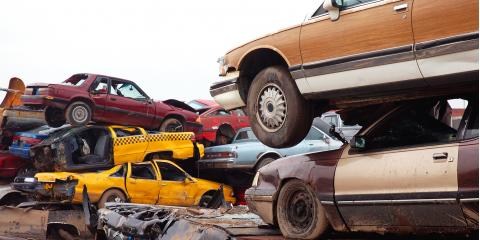 4 Reasons to Take Your Old Car to a Scrap Yard, Whitewater, Ohio