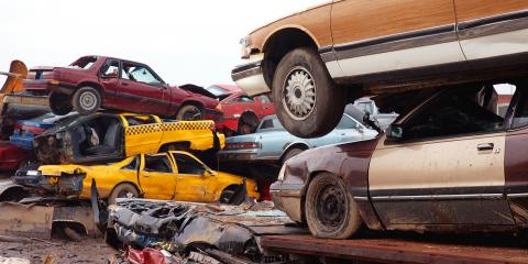 Selling vs. Scrapping Your Old Vehicle, Rochester, New York