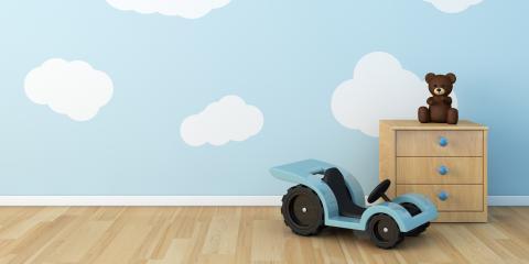 What Color Should You Paint the Baby's Room?, Boles, Missouri