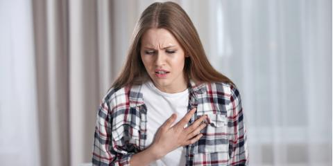 What Are Heart Palpitations?, Sanford, North Carolina