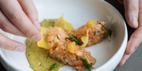 Why Is Salmon a Healthy Seafood Choice?, Manhattan, New York