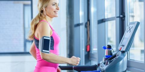 3 Benefits of Using a Treadmill, Cincinnati, Ohio