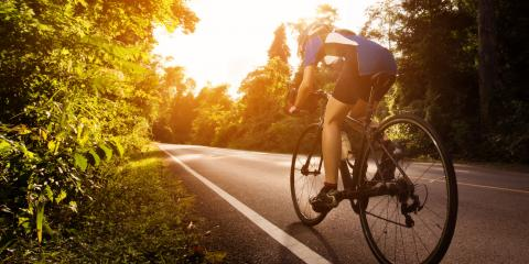 3 Reasons Cyclists Should Get a Massage, Honolulu, Hawaii