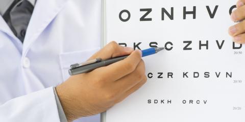 What Should I Expect During an Eye Exam?, Ashland, Kentucky