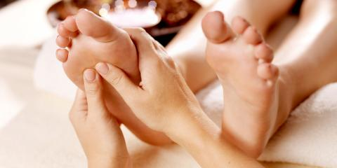 Exploring Foot Reflexology, Honolulu, Hawaii