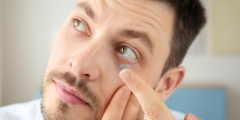 A Brief History of Contact Lenses, Kalispell, Montana