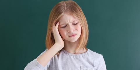 FAQ About Concussions in Children, Stayton, Oregon