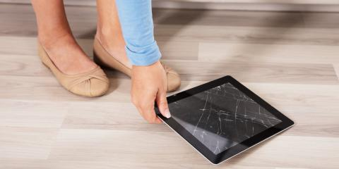What to Do When Your iPad® Gets Cracked, Flower Mound, Texas