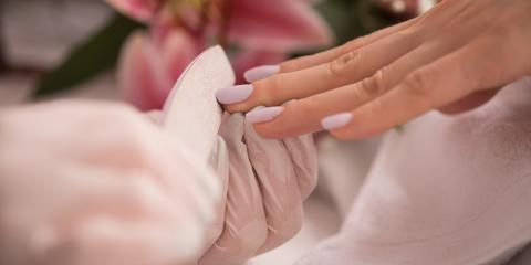 The Secret to Growing Strong Nails, Boston, Massachusetts