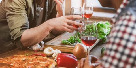4 Excellent Pizza & Wine Pairings, Whitehall, Pennsylvania