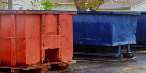 The Difference Between Permanent & Roll-Off Dumpsters, Ozark, Alabama