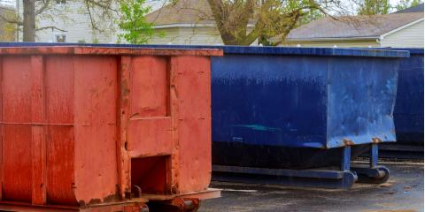How Do Temporary Dumpster Rental Weight Limits Work?, Franklin, Connecticut