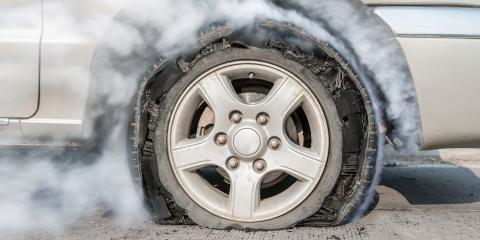 What To Do If Your Tire Blows Out on the Highway, Mountain Home, Arkansas