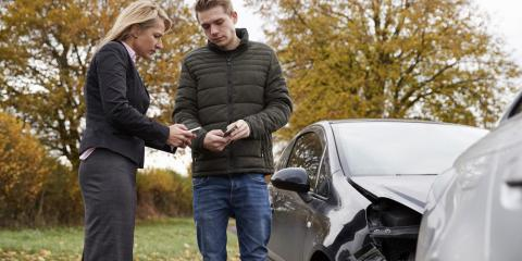 3 Steps to Take After Your Teen Driver Gets Into a Car Accident, Omaha, Nebraska
