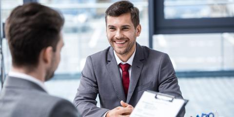 3 Excellent Men's Clothing Options for Job Interviews, Cincinnati, Ohio