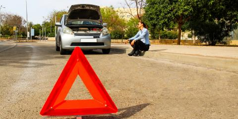 3 Safety Tips to Follow While Waiting for a Tow Truck, Russellville, Arkansas
