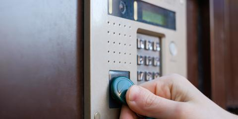 3 Types of Access Control Systems, Harrisonburg, Virginia