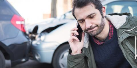 5 Steps to Take After an Auto Accident, DeSoto, Texas