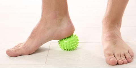 6 Stretches to Relieve Morning Foot and Heel Pain, Wolcott, Connecticut