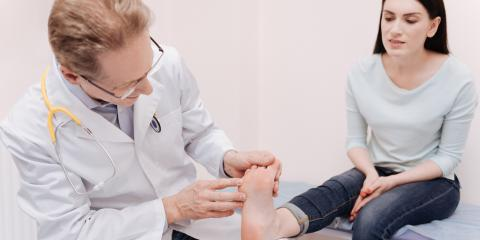 3 Common Sports Injuries That Cause Foot Pain, Greece, New York
