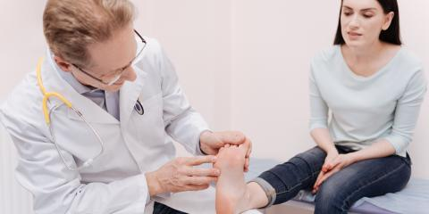 4 Fall Injuries a Foot Doctor Can Help With, Greece, New York