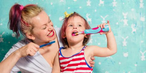 5 Ways to Help Your Child Develop Proper Dental Habits